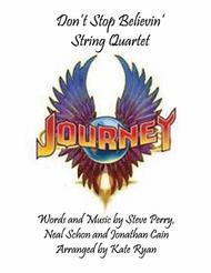 Don't Stop Believin' (String Quartet)