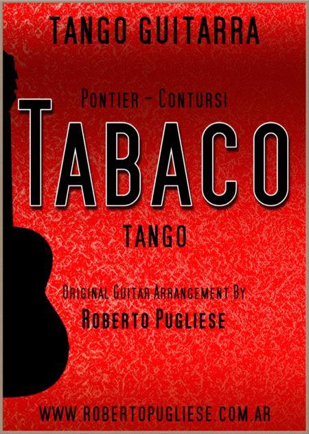 Tabaco - tango guitar