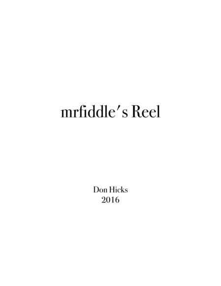 mrfiddle's Reel