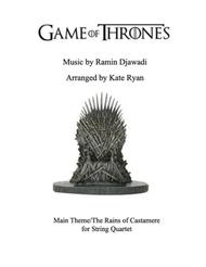 Game Of Thrones (String Quartet)