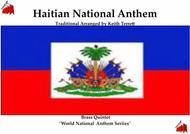Haitian (La Dessalinienne) National Anthem for Brass Quintet