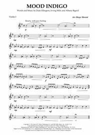 Mood Indigo for String Quartet