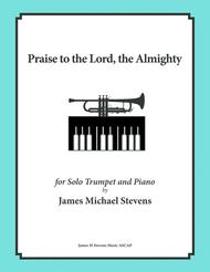 Praise to the Lord, the Almighty - Trumpet Solo