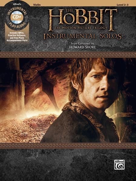The Hobbit -- The Motion Picture Trilogy Instrumental Solos for Strings