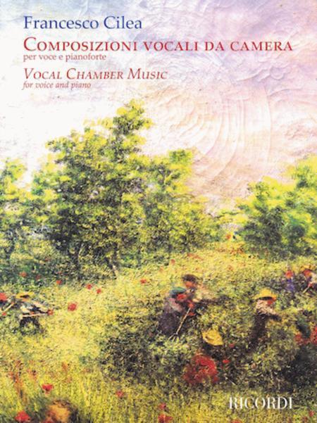Vocal Chamber Music