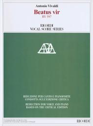 Beatus vir RV 597