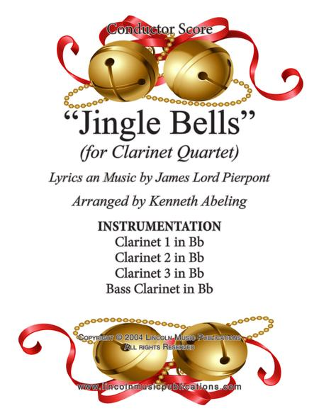 Jingle Bells (for Clarinet Quartet)