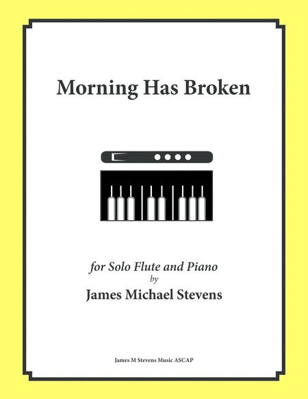 Morning Has Broken - Solo Flute