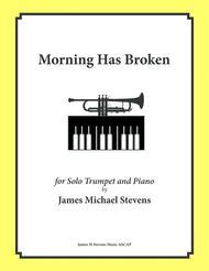Morning Has Broken - Solo Trumpet