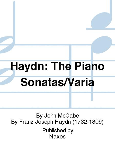 Haydn: The Piano Sonatas/Varia