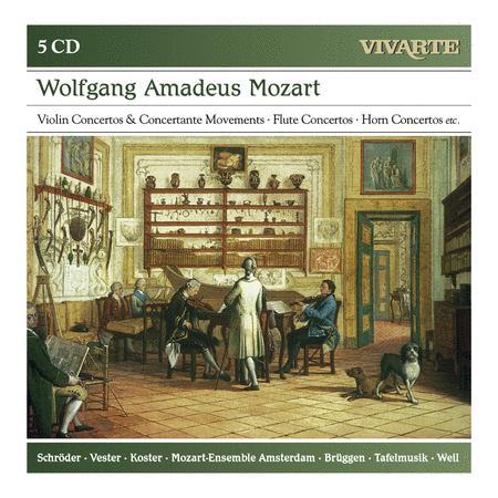 Violin Concertos; Flute Concer