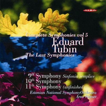 V5: Complete Symphonies