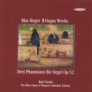 3 Fantasies for Organ