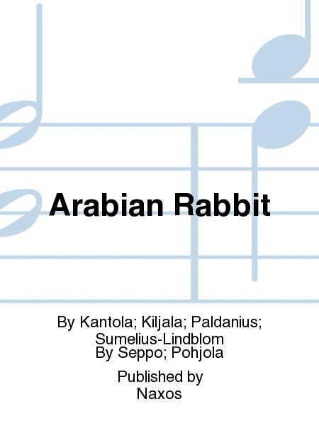 Arabian Rabbit
