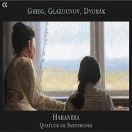 Grieg/Glazunov/Dvorak