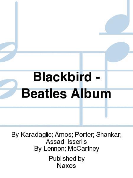 Blackbird - Beatles Album