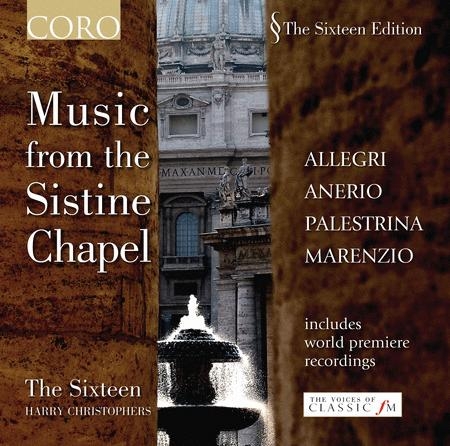 Music From Sistine Chapel