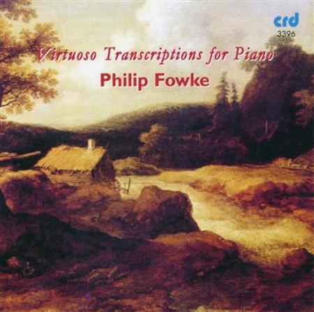 Virtuoso Transcriptions Piano
