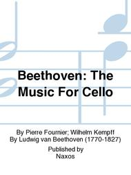 Beethoven: The Music For Cello