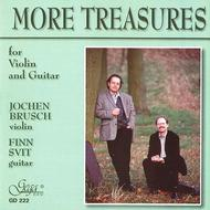 More Treasures For Violin & Gu