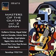 Master of the Guitar: Spain, Vol. 2