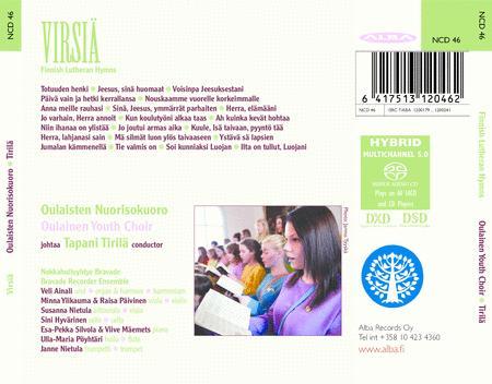 Virsia: Finnish Lutheran Hymns