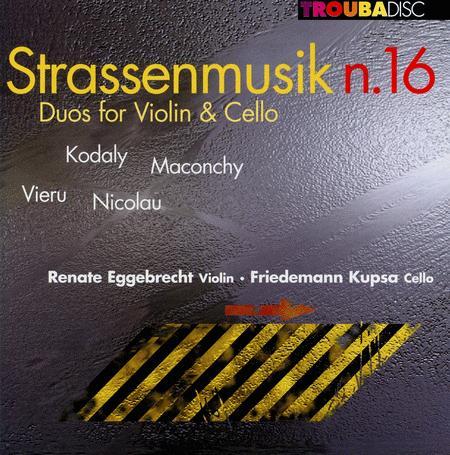 'Strassenmusik': Duos For Viol