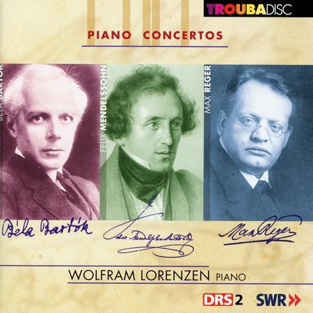 V1: Piano Concertos: Capriccio