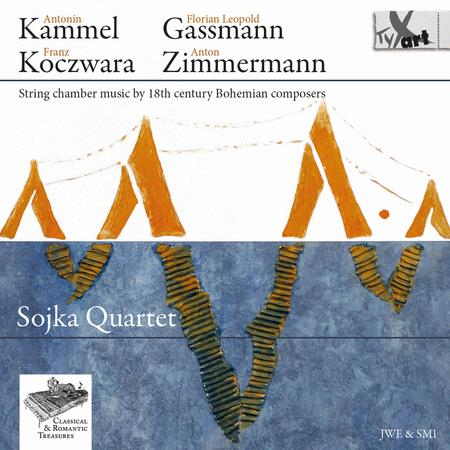 String Chamber Music by 18th Century Bohemian Composers