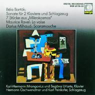 Sonate fur 2 Klaviere & Schlagzeug