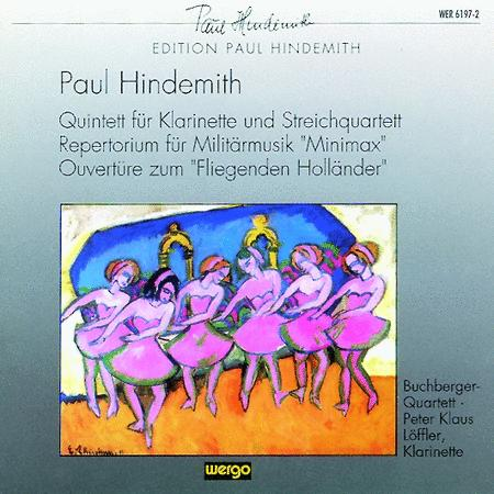 Quintett fur Klarinette & Streichquartett