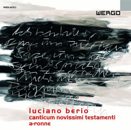 Canticum novissimi testamenti