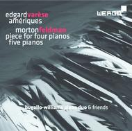 Ameriques; Piece for 4 Pianos