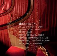Cello Concerto G.480 - Quintet