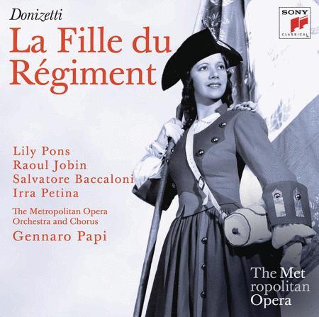 La Fille Du Regiment (Metropol