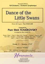 Dance of the Little Swans from SWAN LAKE - Tchaïkovsky - Danse des Cygnes - Arrangement : Marc Garetto Full Orchestra
