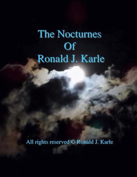 Nocturne #8 by: Ronald J. Karle