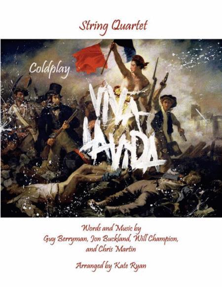 Viva La Vida (String Quartet)