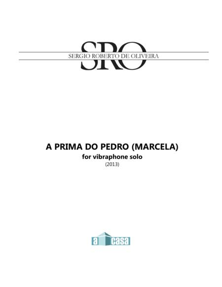 A Prima do Pedro (Marcela)