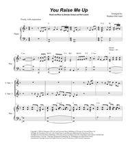 You Raise Me Up (Duet for C-Instruments)