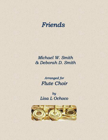 Friends for Flute Choir