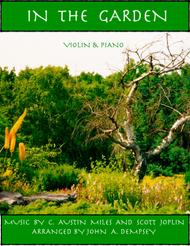 In the Garden / Maple Leaf Rag (Violin and Piano)