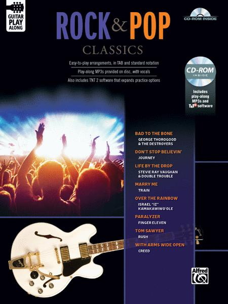 Rock & Pop Classics Guitar Play-Along