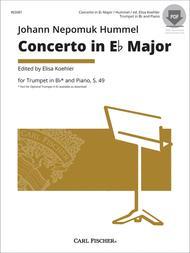 Concerto in Eb Major