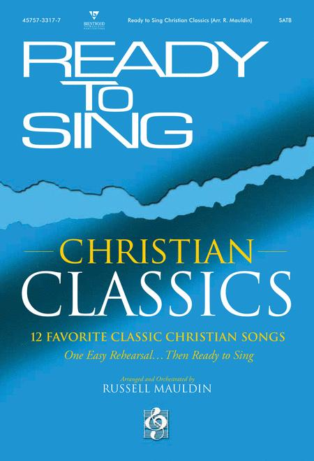 Ready to Sing Christian Classics (Accompaniment CD)