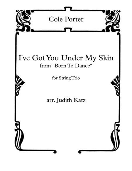 I've Got You Under My Skin - for string trio