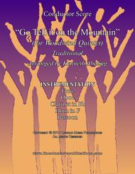 Go Tell it on the Mountain (for Woodwind Quintet)
