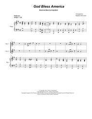 God Bless America (for String Quartet)