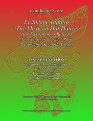 "El Jarabe Tapatío - ""Mexican Hat Dance"" (for Saxophone Quartet SATB or AATB)"