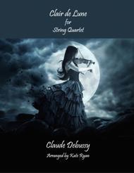 Clair de Lune (String Quartet)